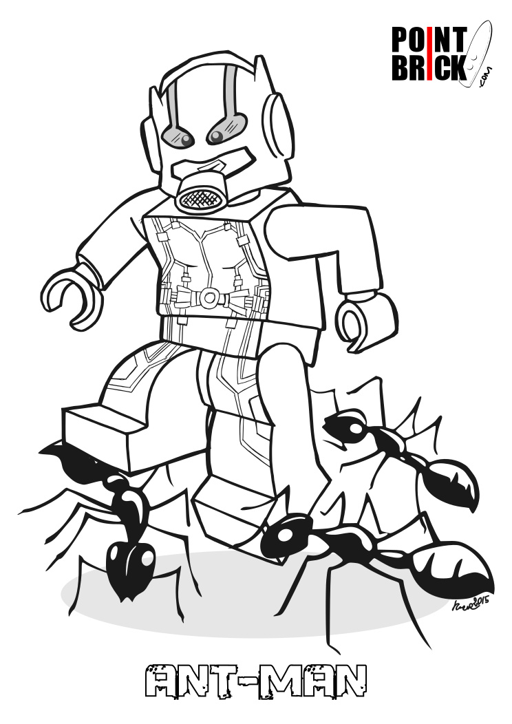 Lego hawkeye coloring pages 7488426 - formulaoffroad.info