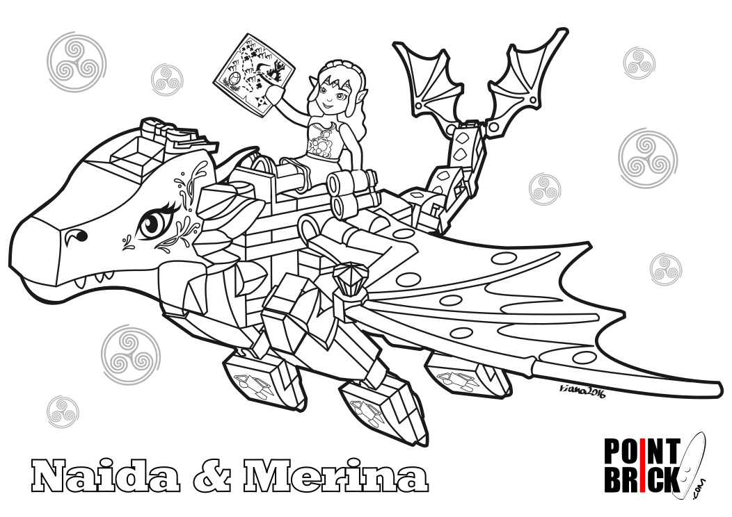 Point brick blog disegni da colorare lego marvel civil for Lego dragon coloring pages