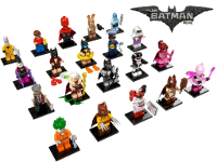 LEGO 71017 - Serie Completa THE LEGO BATMAN MOVIE