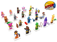 LEGO 71023 - The LEGO Movie 2 - Collezione Completa