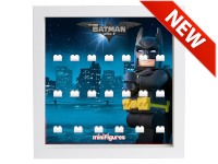 LEGO 7124989 - Minifigures Display Frame The LEGO Batman Movie Serie 2 - 1B