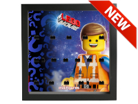 LEGO 7125060 - Minifigures Display Frame The LEGO Movie - 2 Nero